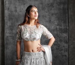 Neha Malik Sexy Navel Picture