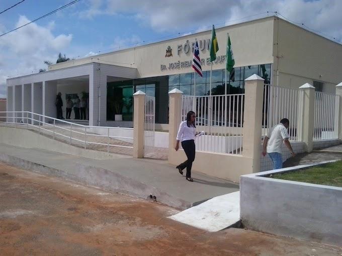 MARANHÃO: TJMA inaugura moderno fórum na cidade de Matões