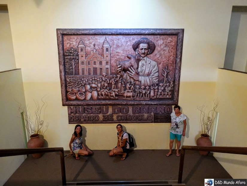 Museu do Barro - Caruaru - Recife