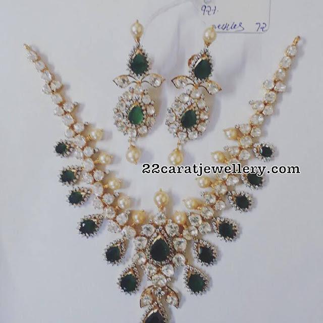 Pachi Necklace by Manjula Jewels