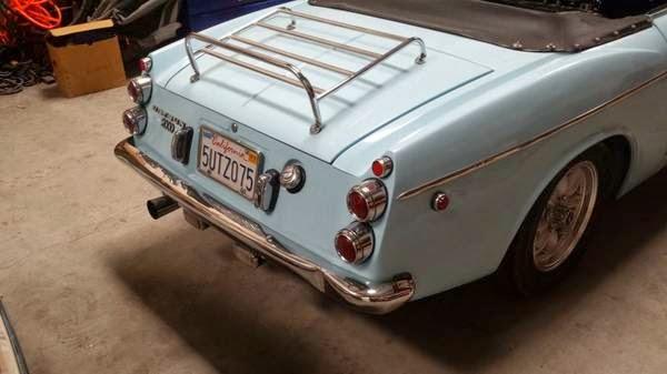 1969 Datsun Sports 2000 Roadster | Auto Restorationice