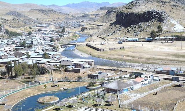 Estado de emergencia en Callhuahuacho