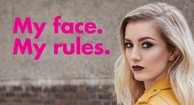 Sleek Lifeproof Foundation And #MYFACEMYRULES Campaign