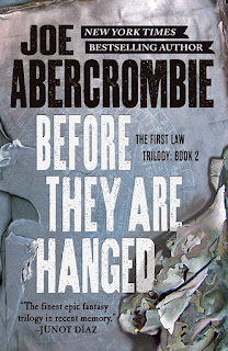 Review of Before They Are Hanged by Joe Abercombie
