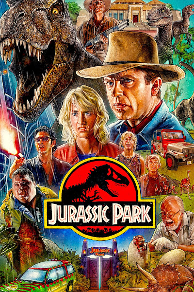 Jurassic Park (1993) Dual Audio [Hindi-DD5.1] 720p BluRay ESubs Download