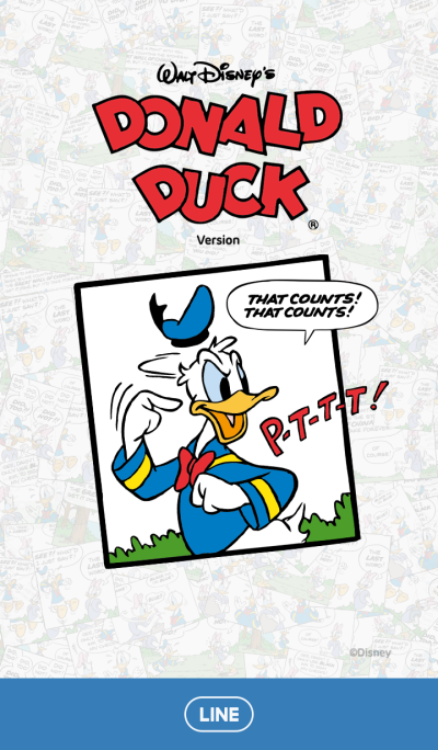 Donald Duck (Comics)