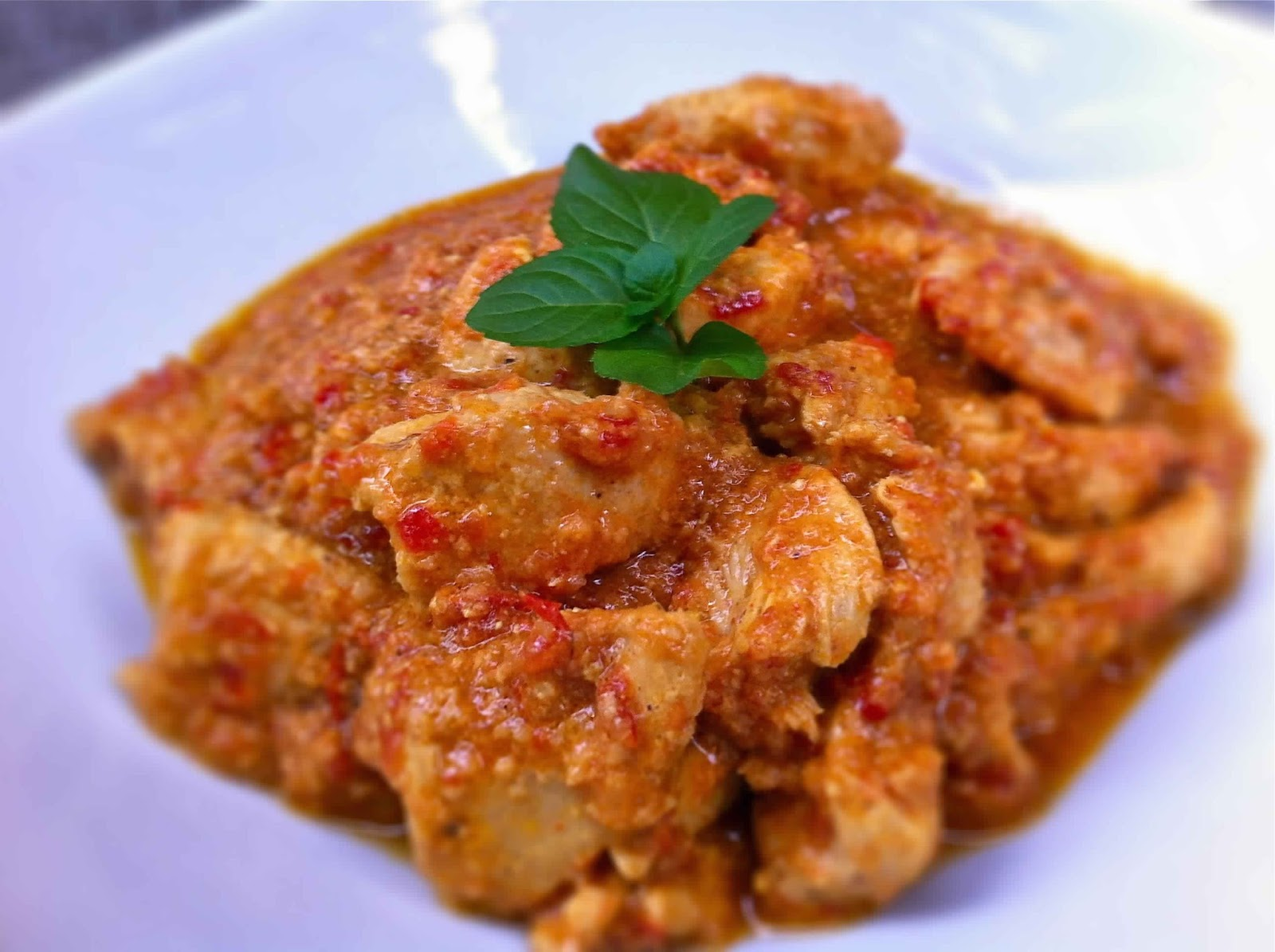 Chicken Tikka Masala Slimming World Friendly