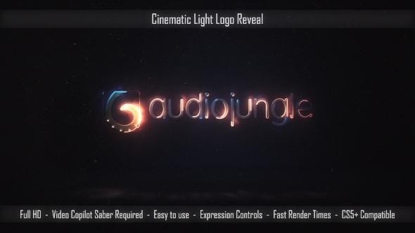 قالب افتر افكت مجاني - لوجو سينمائي مع اضاءة مميزة للافتر افكت CS5 فأعلى