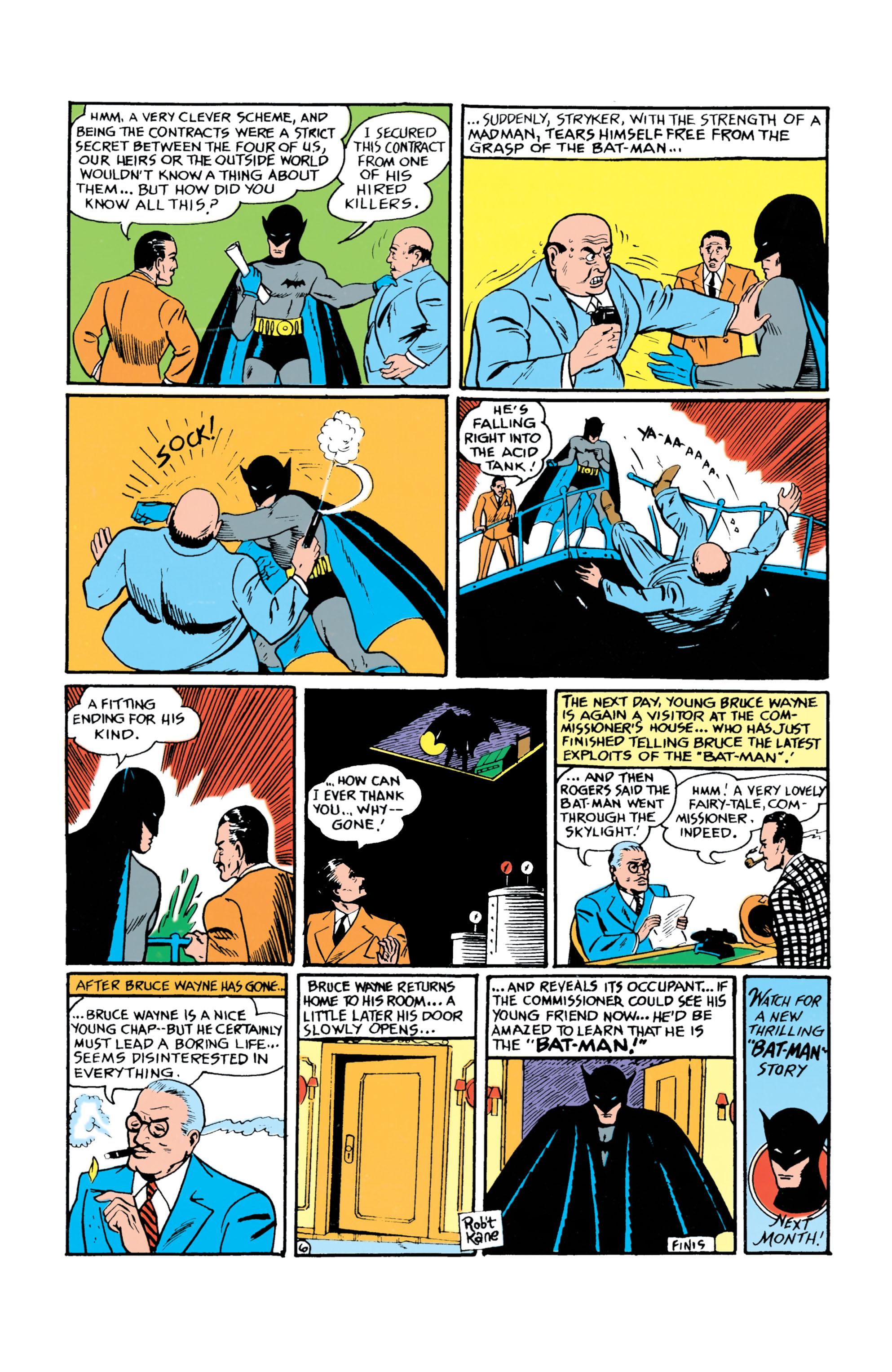 Detective Comics (1937) 627 Page 6