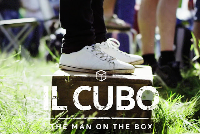 IL CUBO - The Man on the Box | Pack4Rally - Gewinne einen exklusiven VIP-Trip zur Rallye Deutschland