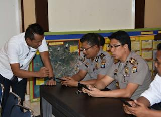 Pelatihan Hari Ke 5 Cyber Troop Polres Tanjungpinang