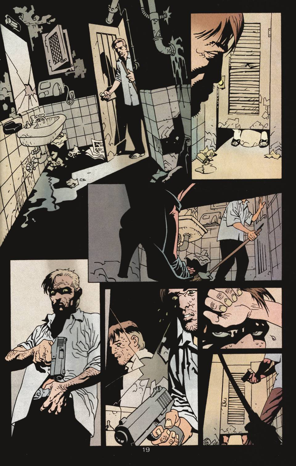 Read online 100 Bullets comic -  Issue #4 - 20