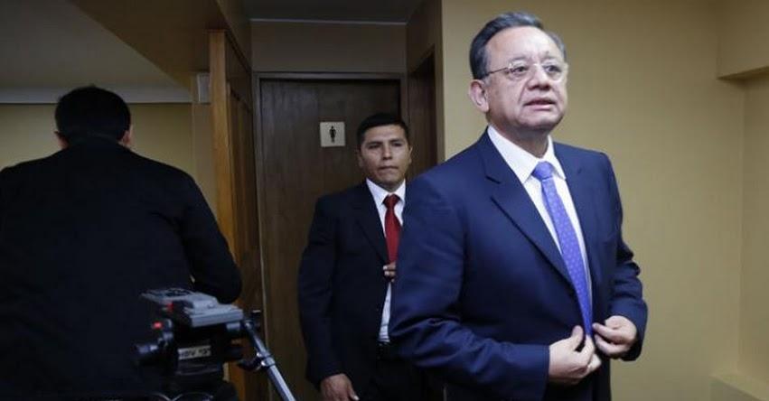 Documento oficial del pago millonario por beneficios sociales a excontralor Edgar Alarcón