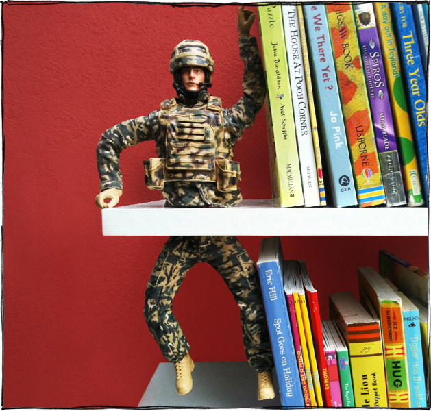 Grown Up Toys : Repurpose old toys new grown up decor the refab diaries