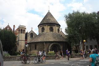 cambridge inglaterra iglesia
