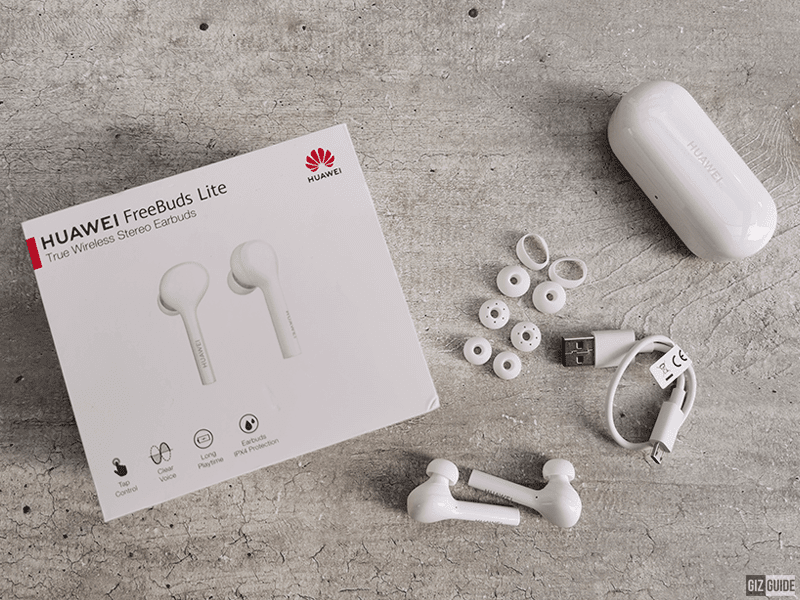 Huawei Freebuds Lite Airpods Killer Now Available In The Philippines
