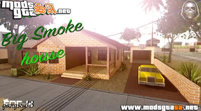 Nova Casa do Big Smoke 2016