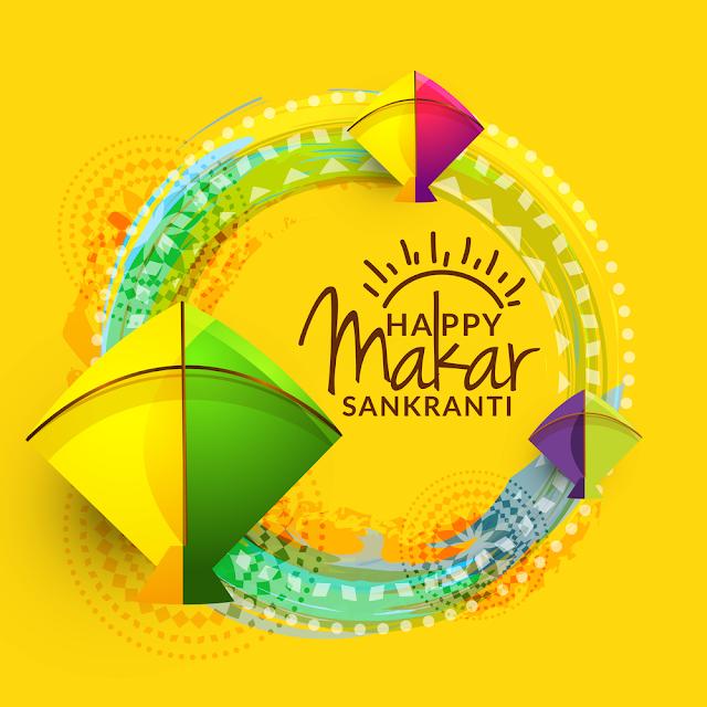 happy makar sankranti images 2018