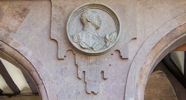 Franco en Salamanca