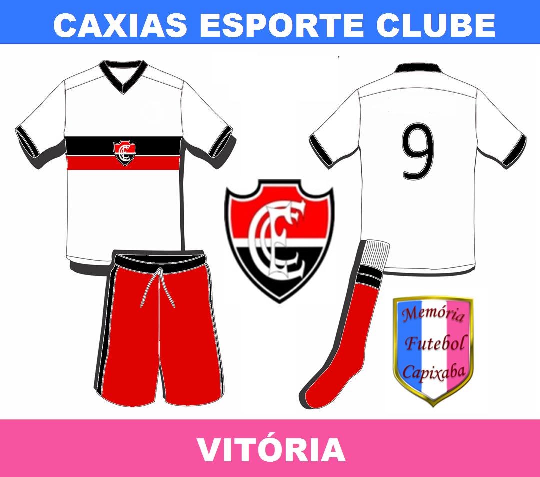 78e539c8df Memória Futebol Capixaba  Caxias Esporte Clube