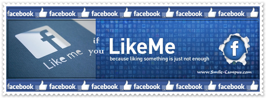 Custom Facebook Timeline Cover Photo Design Inner Line Black