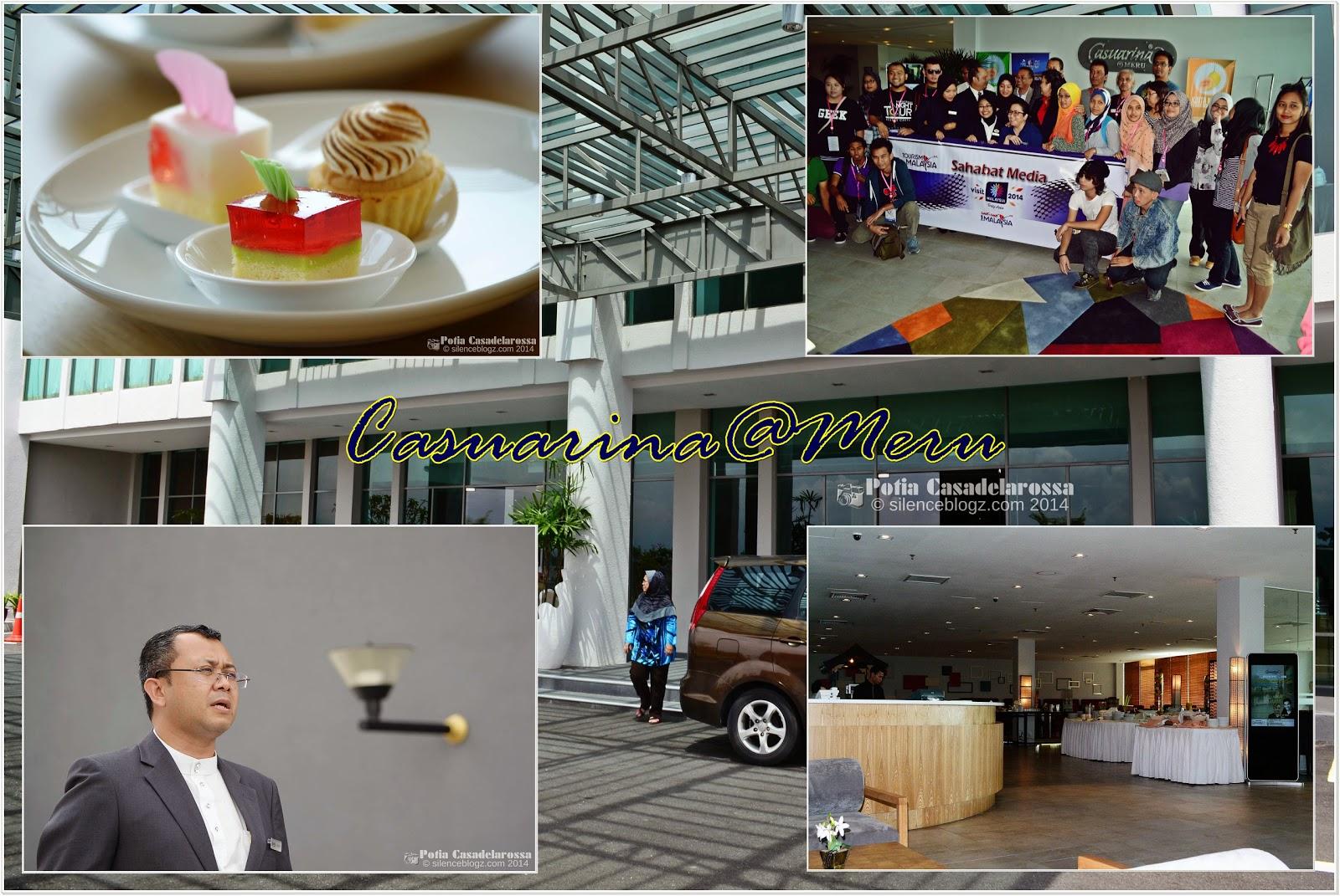 Hotel Casuarina @ Meru Penginapan Terbaik Ipoh | Travel