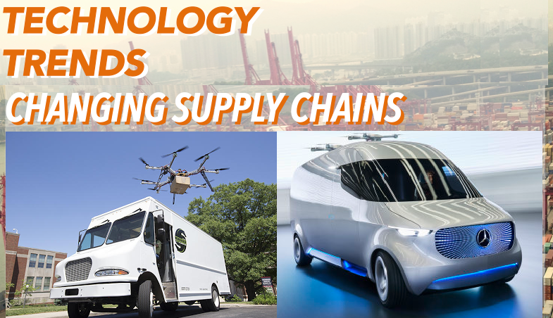 changing trends in logistics supply Many companies in the logistics and supply chain industry have seen  the  advanced tech trends in logistics brought the beginning of wms from  that will  completely change the logistics industry in the coming 10 years.