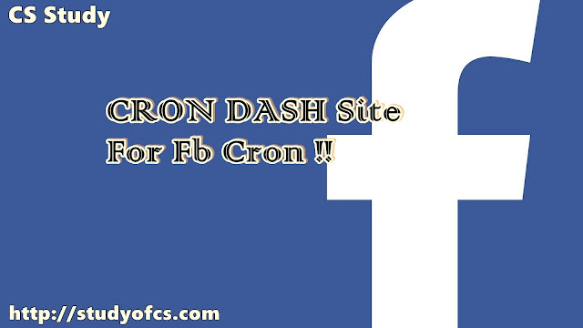 crondash site method