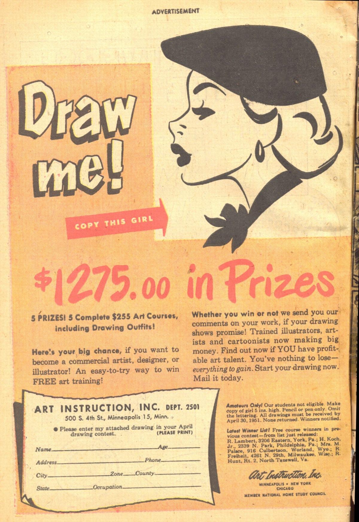 Read online Detective Comics (1937) comic -  Issue #170 - 50