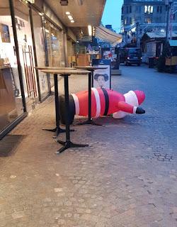 Gönnt dem Weihnachtsmann doch mal eine Pause