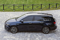Fiat Tipo Station Wagon (2017) Side 2
