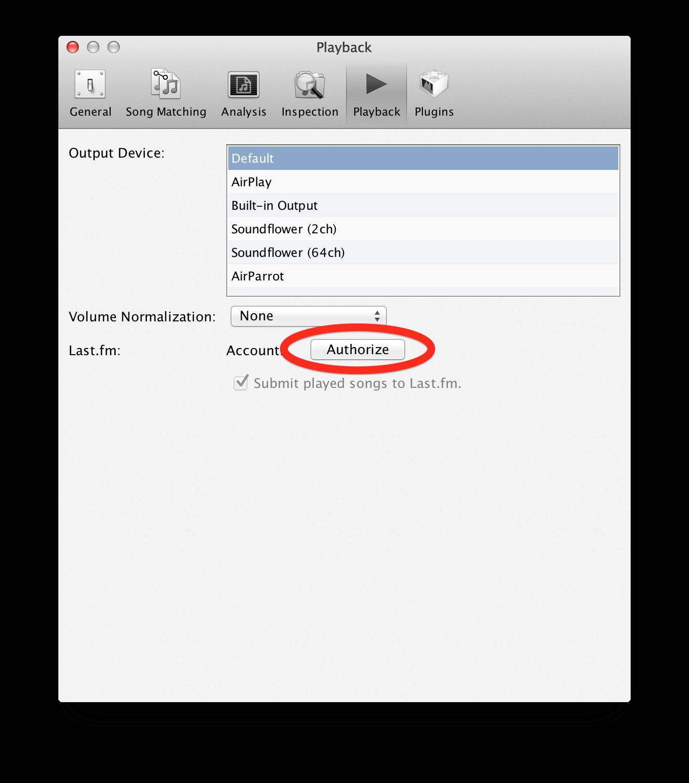beaTunes News: Built-in Last fm Scrobbler :: Getting Moody