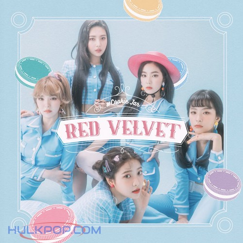 Red Velvet – #Cookie Jar -Japanese Ver.- – EP (ITUNES PLUS AAC M4A)