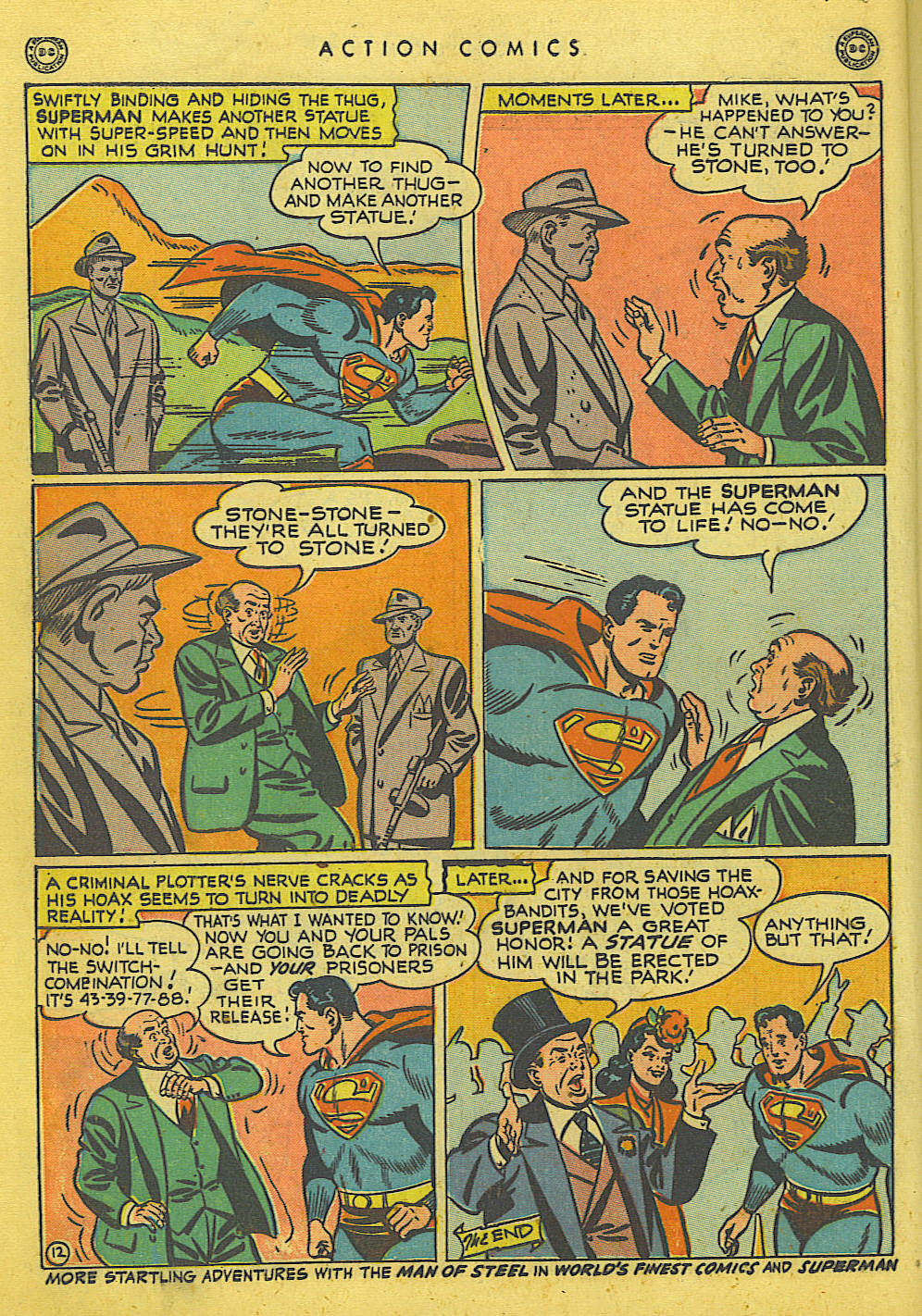 Read online Action Comics (1938) comic -  Issue #135 - 13