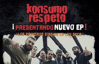 Concierto de Konsumo Respeto en Bogotá 1