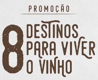 Promoção Wine 2016 Oito Anos Oito Destinos Viver O Vinho