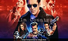 race 3 movie counter