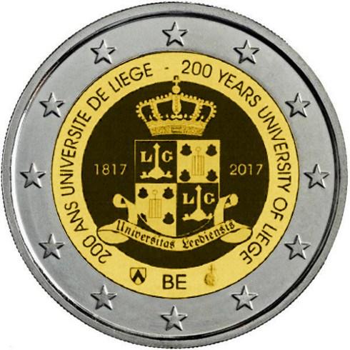 2017 Belgica Lieja