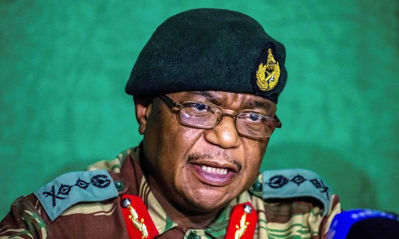 President Constantino Chiwenga