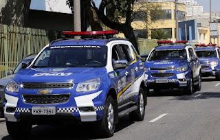 Guarda Civil de São Caetano do Sul segue com seu eficiente policiamento na cidade