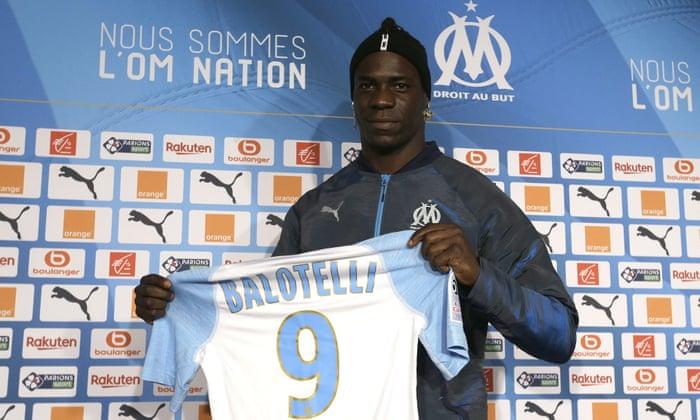 Legenda Marseille Sandingkan Balotelli dengan Drogba
