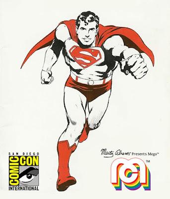 Return of MEGO Corporation Preview DC Comics Superman