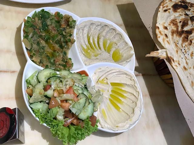 Restoran Makanan Arab Sedap Di KL Qasar Balkis Taman Melati
