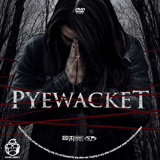 Pyewacket DVD Label