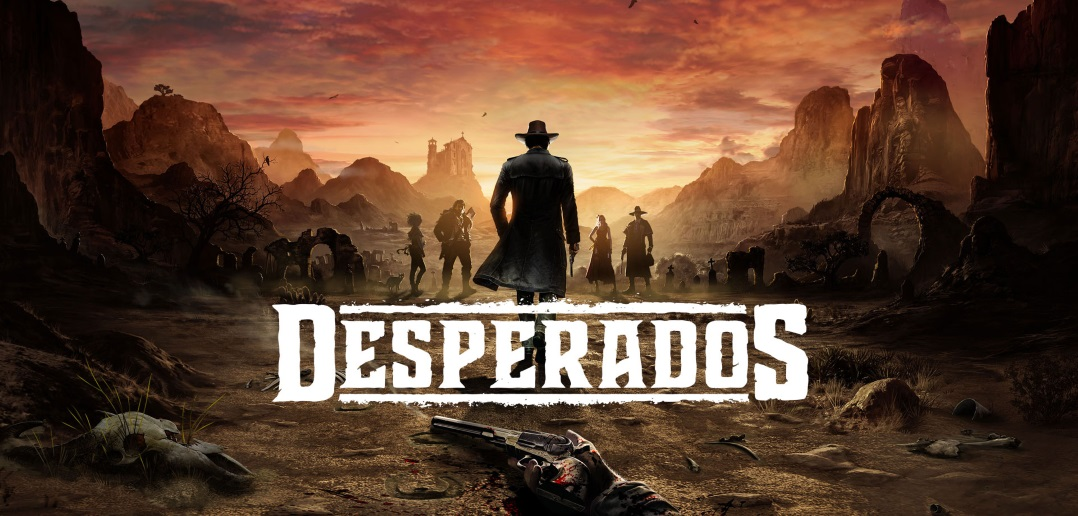 The Wertzone Desperados Iii Announced From The Makers Of Shadow Tactics Blades Of The Shogun