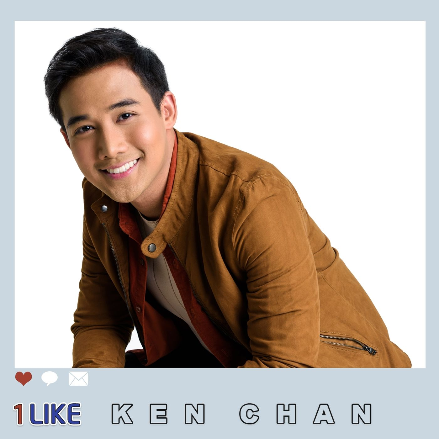 101c56bc3 Ken Chan - 1 Like - 2019 SINGLE - Solid OPM