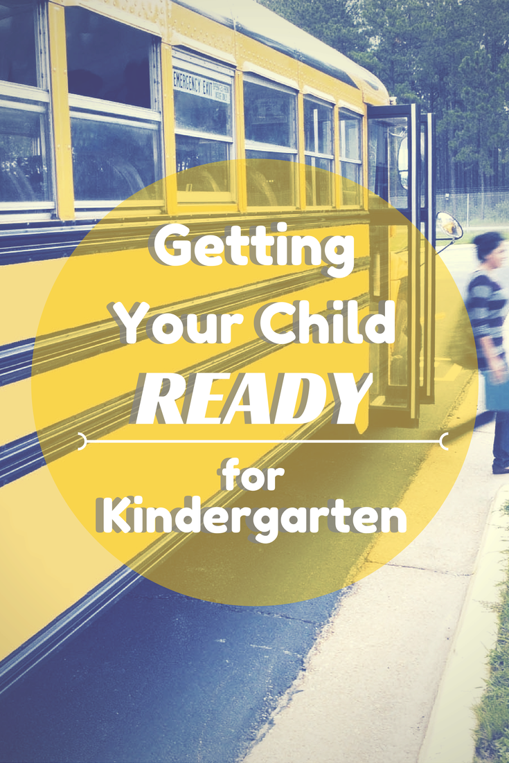 Tips for Getting Your Child Ready for Kindergarten