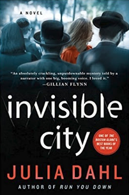 Invisible City by Julia Dahl (Book cover)