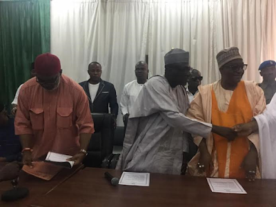 PDP now house of commotion as caretaker committee members take over leadership of the party 1000