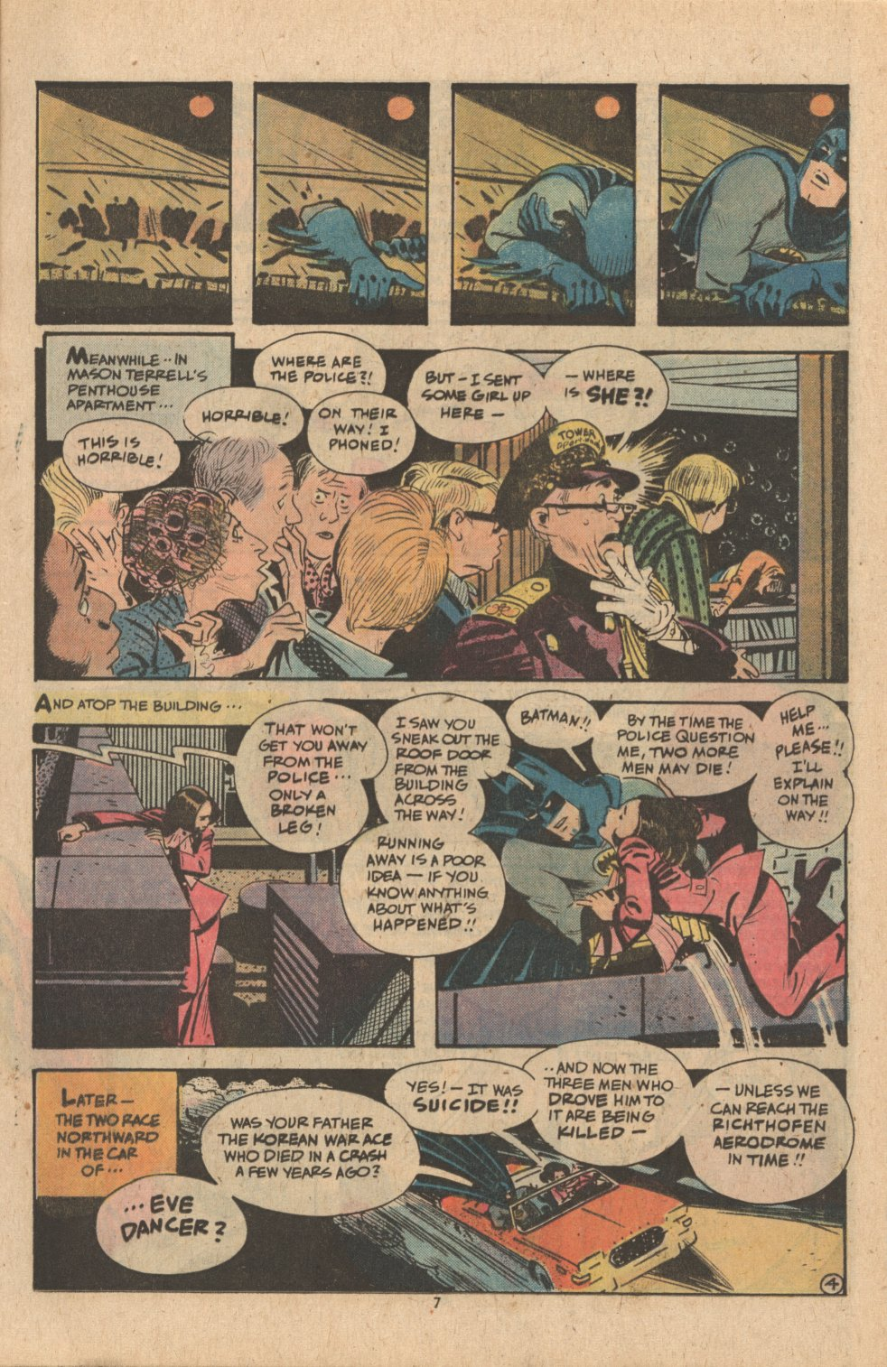 Detective Comics (1937) 442 Page 6
